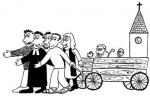 Nabożeństwa w okrsie Wielkiego Tygodnia i Wielkanocy